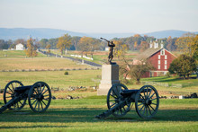View Across The Gettysburg Bat...