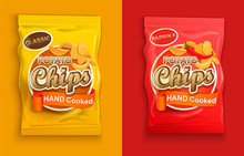Set Of Two Packaging With Chip...
