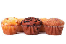 Various Different Muffin Cup C...