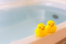お風呂とアヒル2