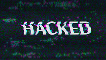 Hacked. Glitched. Abstract Dig...