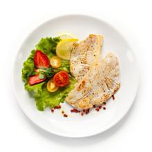 Fish Dish - Fried Fish Fil...
