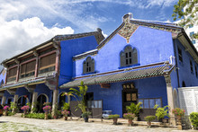 The Blue Mansion House In Penang