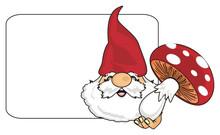 Gnome, Garden, Man, Dwarf, Mag...
