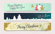 2018 Happy New Year Background for your Seasonal Flyers and Greetings Card or Christmas themed invitation. Merry Christmas and Happy New Year. Trendy Modern style poster for web or card