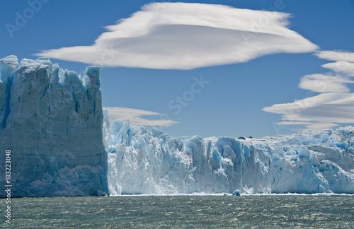 Glacier du Perrito Moreno - Argentine Canvas-taulu