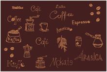 Kawa - Deseń