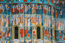 Orthodox Church Exterior With ...