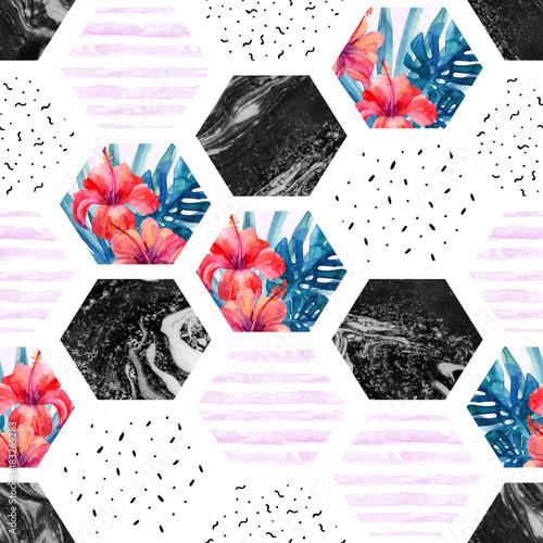 abstrakcjonistyczny-lato-szesciokat-ksztaltuje-bezszwowego-wzor