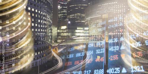 Fotografía  Finance, banking concept