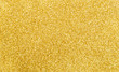 canvas print picture - Golden glitter texture abstract background.