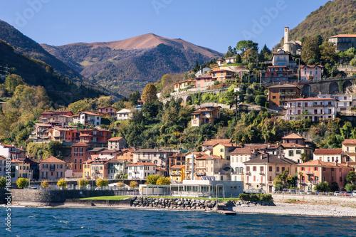 Photo Argegno, Como Lake, Italy.