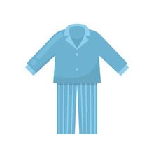 Men's Pajamas, Nightgown, Sleeping Shirt, Home Clothes, Night Suit.