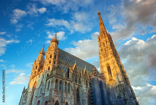 Photo  Saint Stephens Cathedral is the mother church of the Roman Catholic Archdiocese