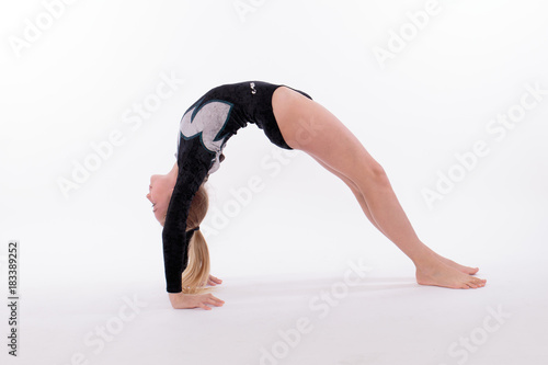 Foto op Canvas Gymnastiek Turnerin 6