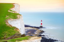 Beautiful White Chalk Cliffs O...