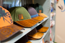 Hawaiian Koa Wood Brimmed Hats