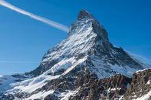 Matterhorn At Zermatt, Switzer...