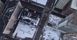 Aerial View of Downtown Minneapolis - Minnesota