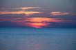 Sunset on the Crystal Coast of North Carolina