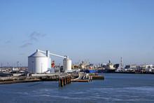 Hafenanlage Calais