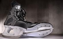 Pair Of Ice Hockey Skates