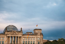 The Building Of The Reichstag ...