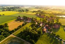 Ortschaft In Deutschland Aus D...