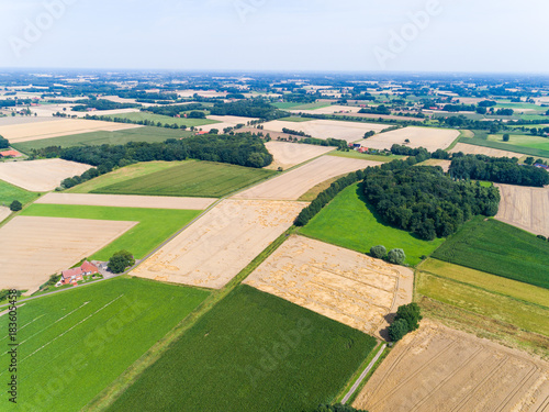 Papiers peints Beige Landschaft in Deutschland