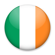 Flag Of Ireland In The Form Of...