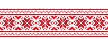 Scandinavian National Ornament.