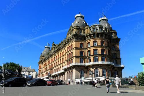 Photo Stands Paris Grand Hotel in Scarborough