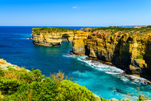 The Loch Ard Gorge On The Grea...