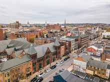 Downtown York, Pennsylvania Of...