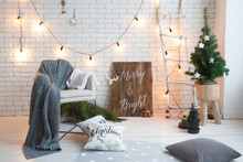 Winter Home Decor. Christmas T...