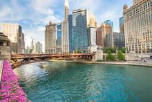Northern Chicago River Riverwa...