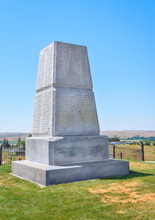 Little Bighorn Battlefield Nat...