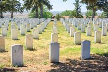 Custer National Cemetery At Li...