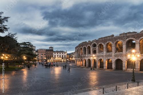 Fotografie, Obraz  Verona