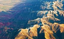 Aerial View Of Majestic Carpat...