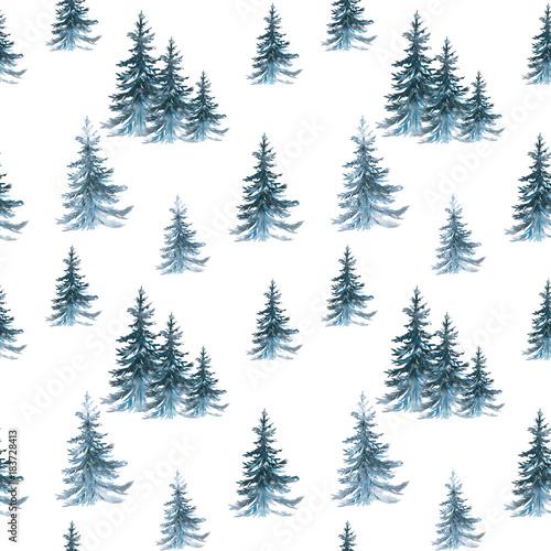 drzewa-deseniowe-ilustracja-akwarela