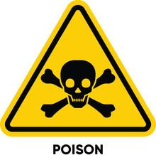 Caution Danger Sign.