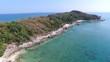 Rawai, Phuket, Phang Nga Bay, Thailand aerial, drone shots