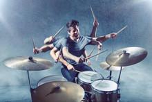 Schlagzeug Spielen Mit Vielen ...