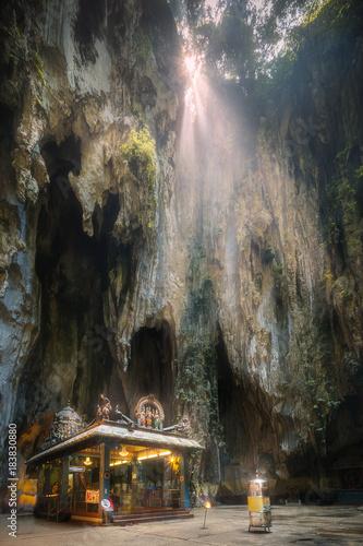 Batu Caves Temple Poster