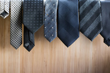 Collection Of Elegant Ties