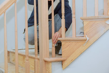 How To Install A Stair Railing...
