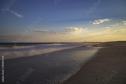Plakat Jones Beach Sunset