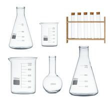 Laboratory Glassware Set Isola...