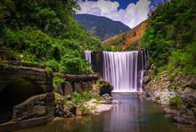 Reggae Falls Located In The Be...
